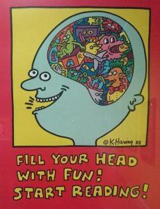 Keith Haring 1988